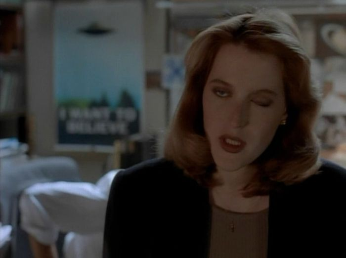 Scully's Eyes (16 pics)