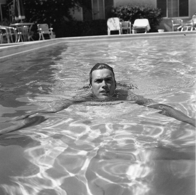 Clint Eastwood In 1956 (12 pics)