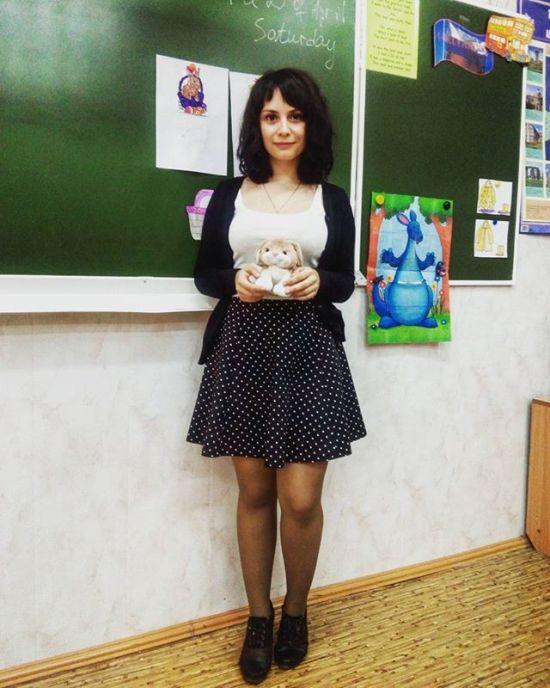 Hot Russian Teachers (26 pics)