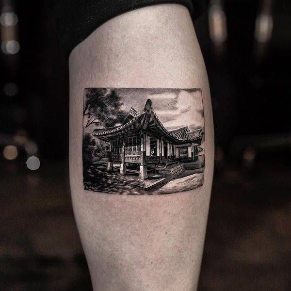 Beautiful Tattoos (25 pics)