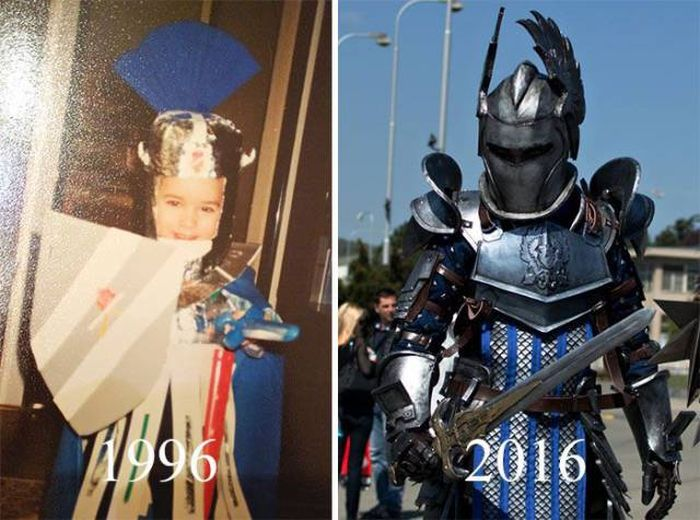 Experience Matters Even In Cosplay (29 pics)