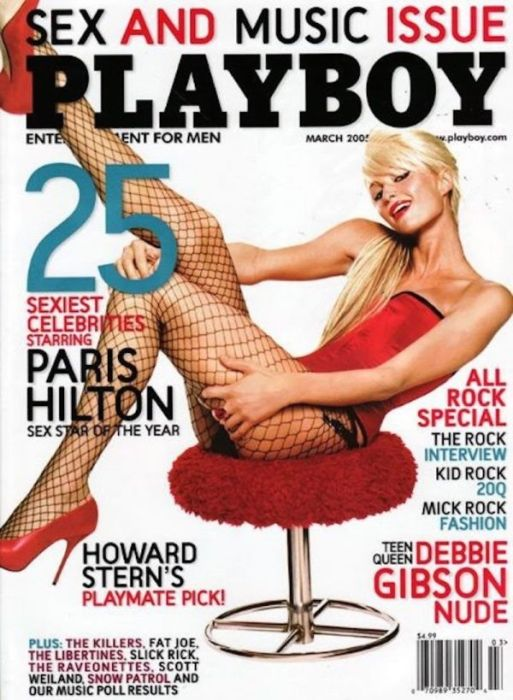 The Most Famous Women To Appear On The 'Playboy' Cover (21 pics)