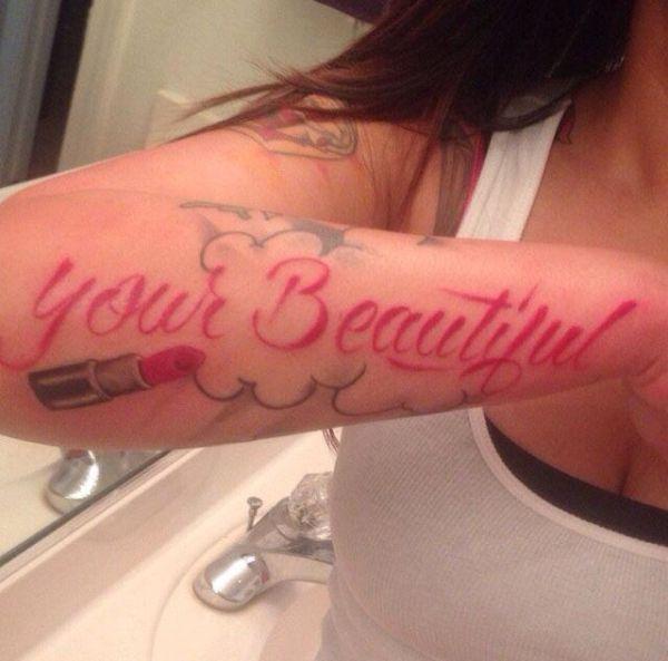 Tattoo Fails (18 pics)