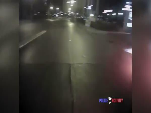 Las Vegas Cop Slamming Woman Onto Car Hood