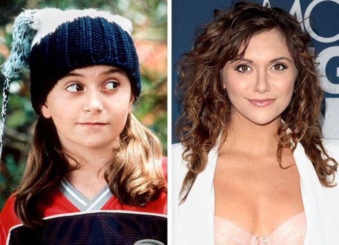 Celebrity Kids Then And Now (12 pics)