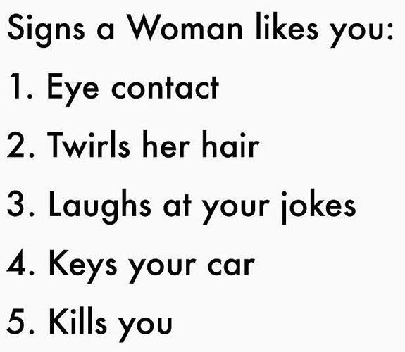 A Guide To Understanding The Female Species (26 pics)