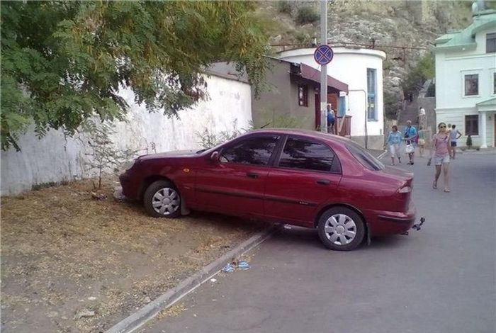 Parking Masters (29 pics)