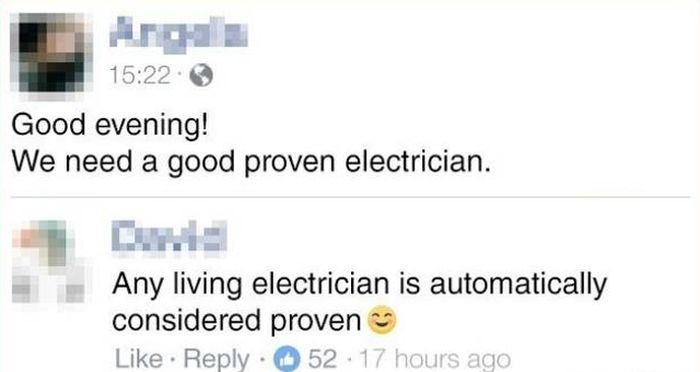 Sometimes It Takes Just One Comment To Kill It (15 pics)
