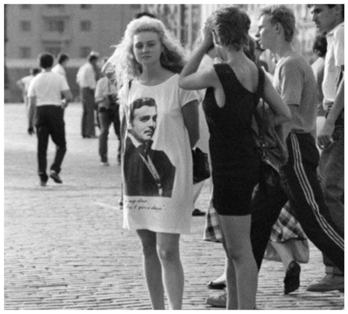 Fashion in The USSR (37 pics)