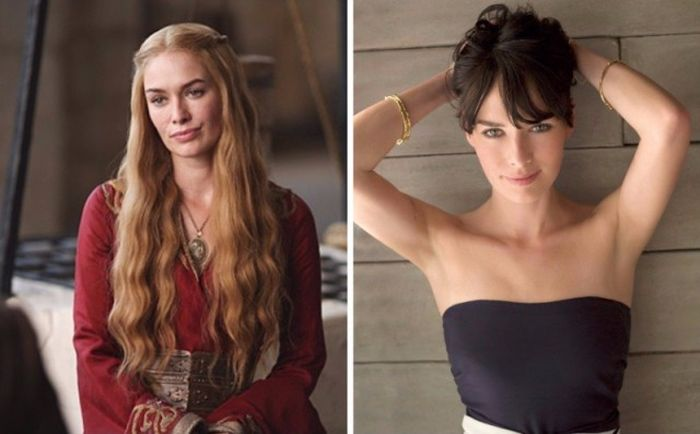 The Game Of Thrones Cast In the Real Life (10 pics)