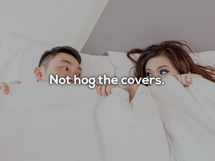 Guys Share All The Things They Want Women To Do More In Bed (17 pics)