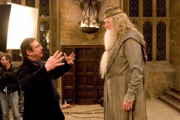 Harry Potter and The Goblet of Fire Behind The Scenes (12 pics)