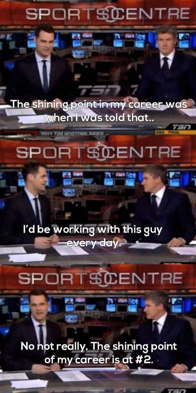 Jay Onrait Is An Example To All Sports Anchors (21 pics)