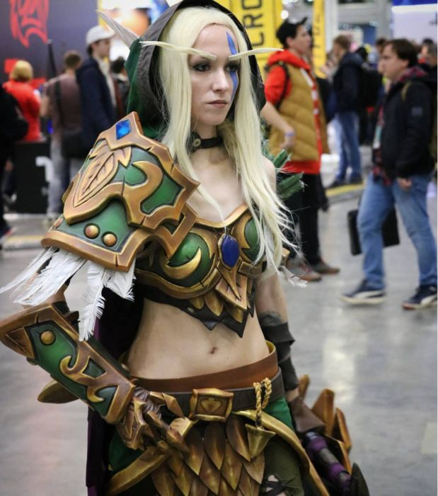 """Russian Cosplay from """"Igromir-2017"""" (24 pics)"""