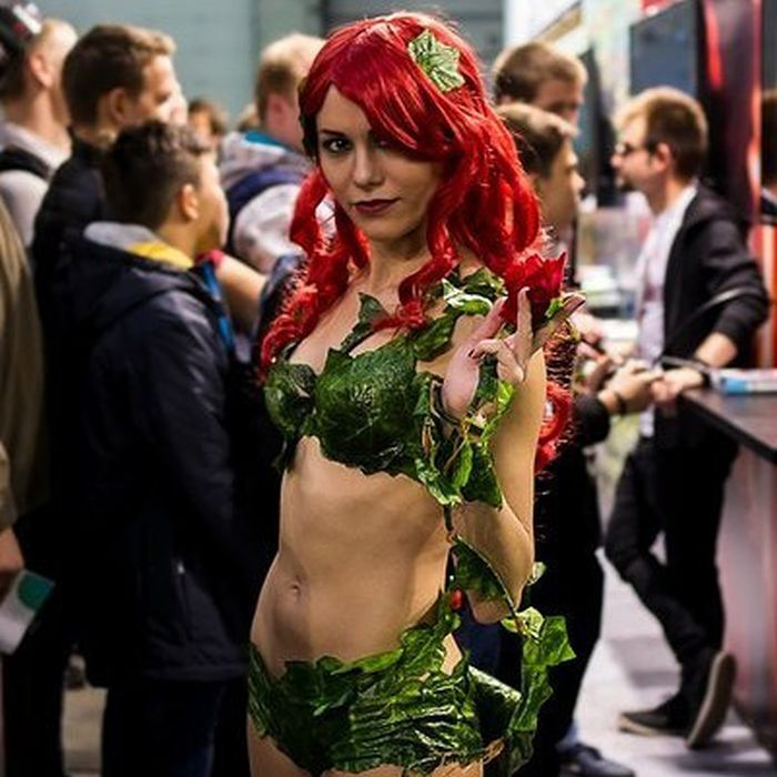"Russian Cosplay from ""Igromir-2017"" (24 pics)"