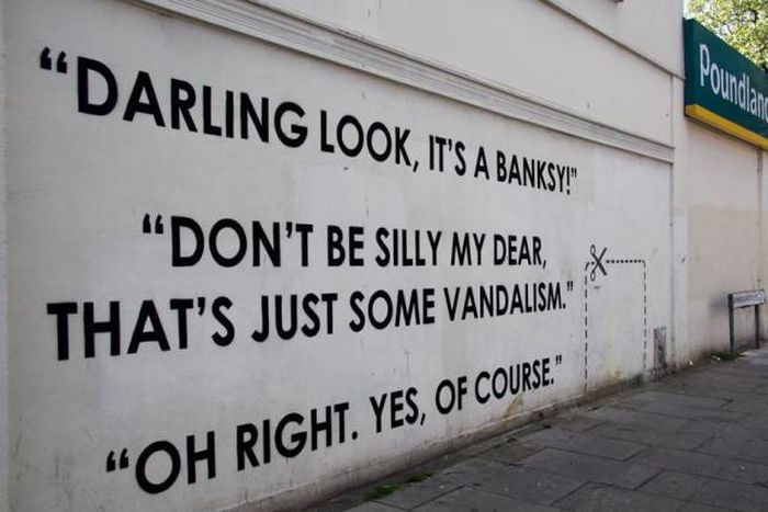 Street Messages On UK's Streets (33 pics)