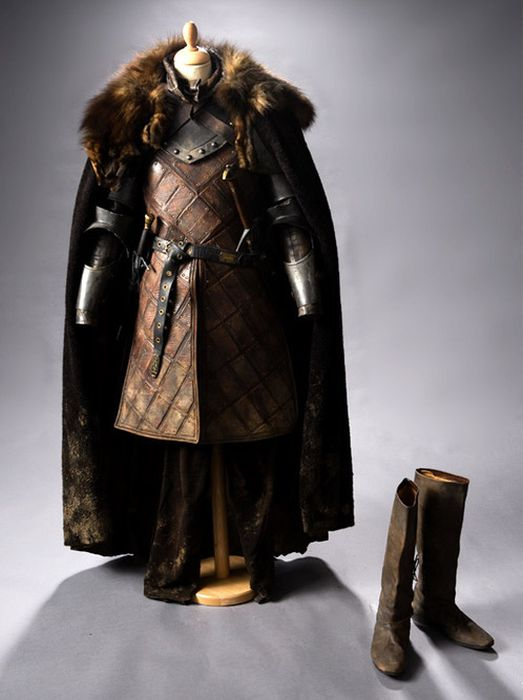 Game of Thrones Armors (27 pics)