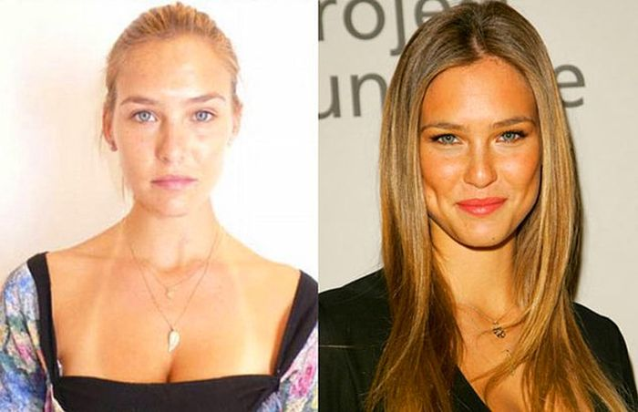 Supermodels In Real Life (15 pics)