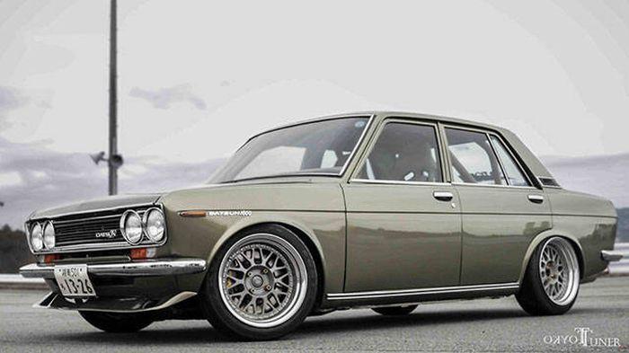 Japanese Vintage Cars (19 pics)