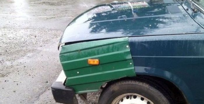 How They Fix It In Russia (47 pics)
