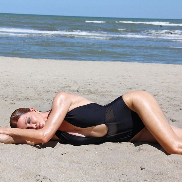 "Instagram Users Chose ""The Sexiest Woman"". She Became Italian Jacqueline Berriedo Pisano (16 pics)"