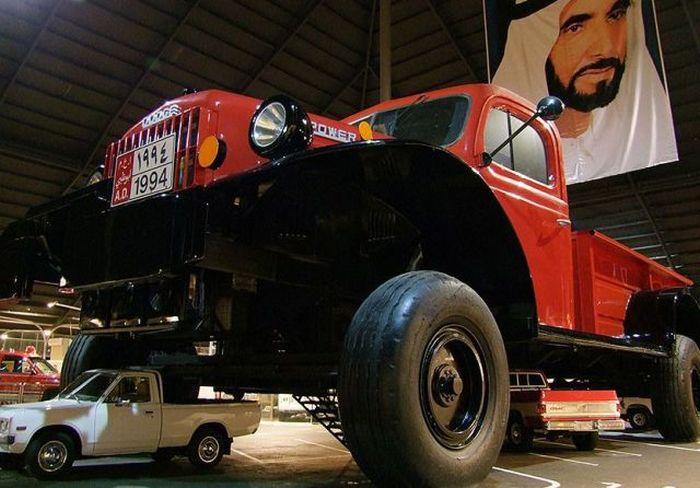 Monster Vehicles (13 pics)