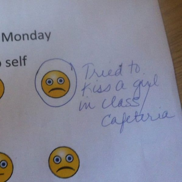 Awkward Notes From Teachers (12 pics)