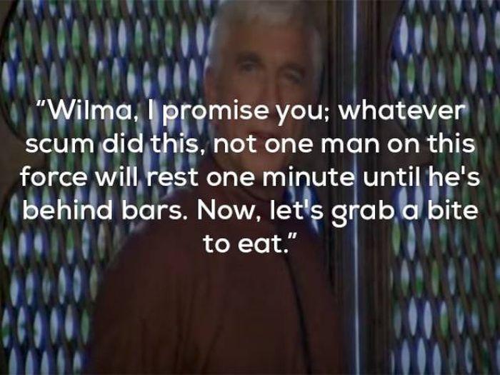 Frank Drebin Quotes (17 pics)
