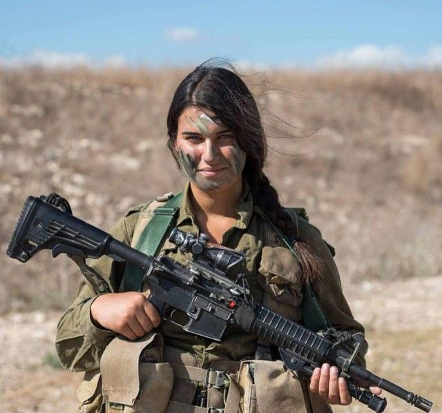 Hot Israeli Army Girls (30 pics)