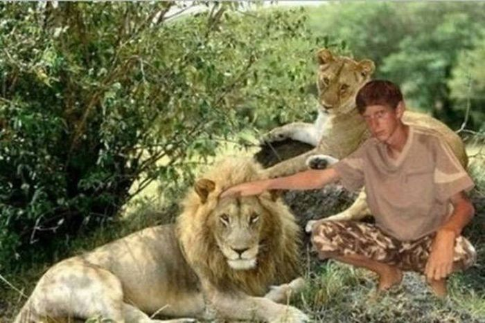 You May Think These Pictures Are Photoshopped... Yes, They Are  (37 pics)