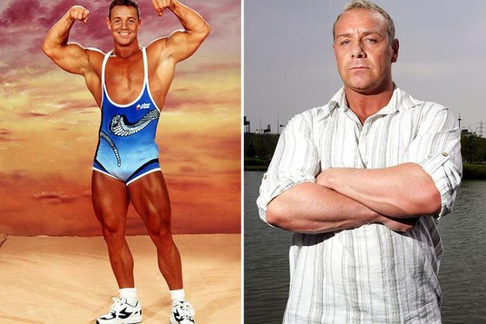Original Gladiators Then And Now (9 pics)