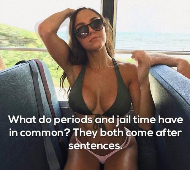 Girls And Jokes (26 pics)