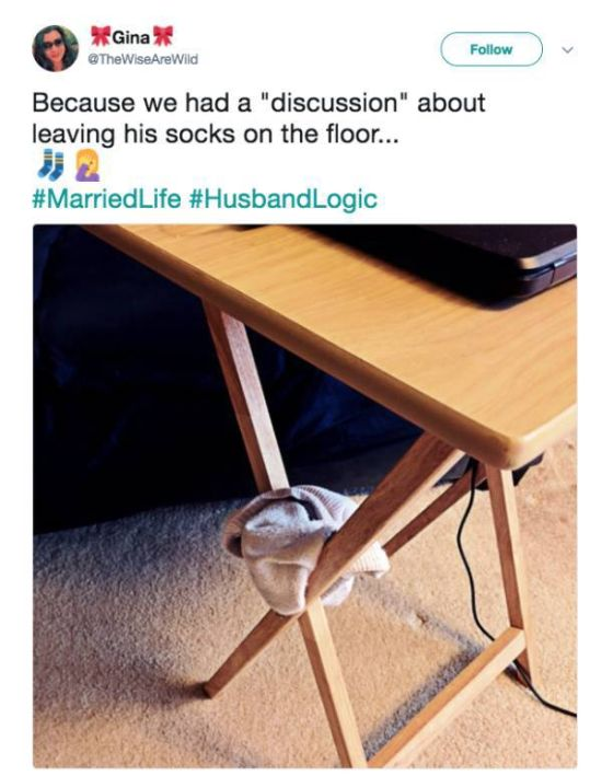 Married Life Takes Everything You Have (20 pics)