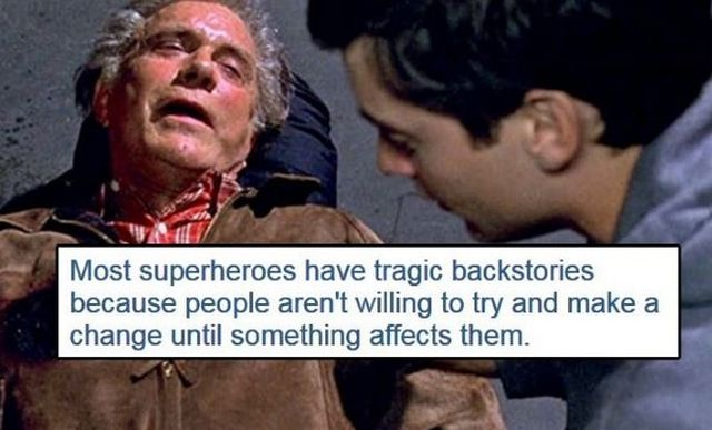 Funny Superhero Shower Thoughts (14 pics)