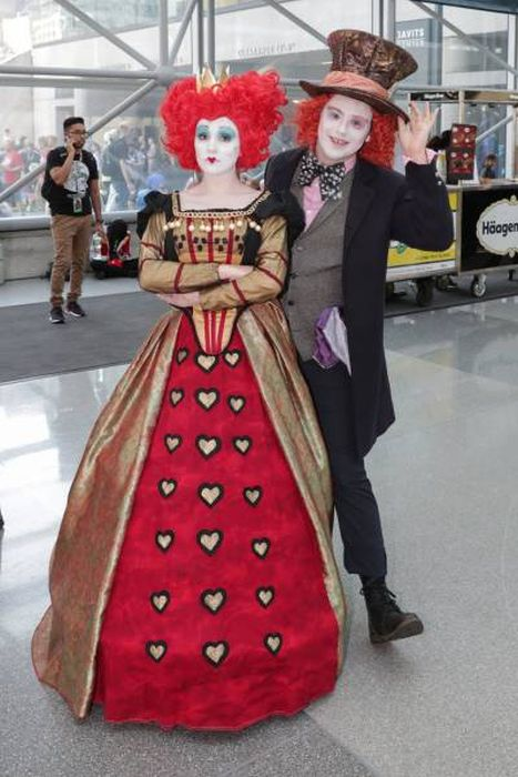 Amazing Cosplay From New York Comic Con 2017 (60 pics)