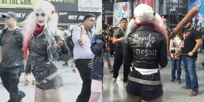 Amazing Cosplay From New York Comic Con 2017 (60 pics)