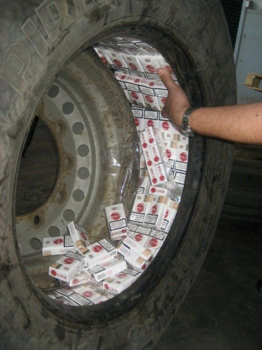 Interesting Ways Of Smuggling (16 pics)