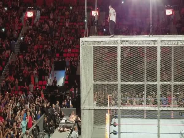 The Wrestler Was Taken to Hospital After Jumping From a Height of 12 Meters