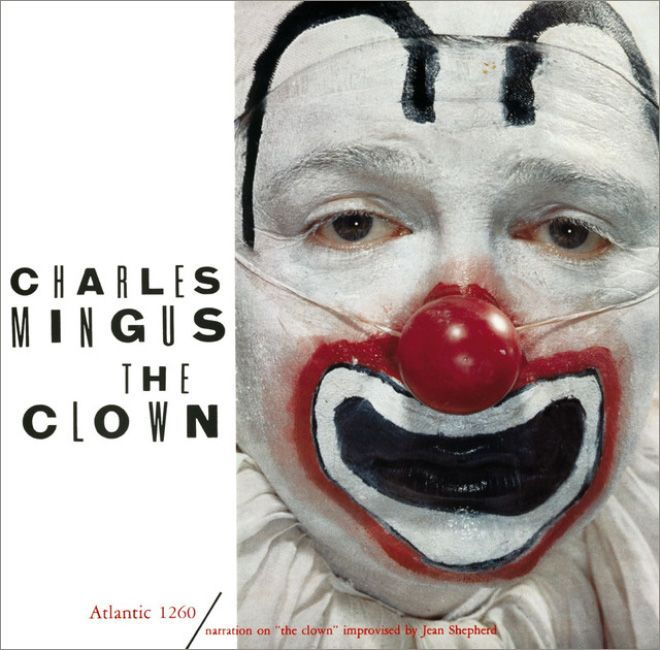 Vintage Album Covers With Clowns (17 pics)