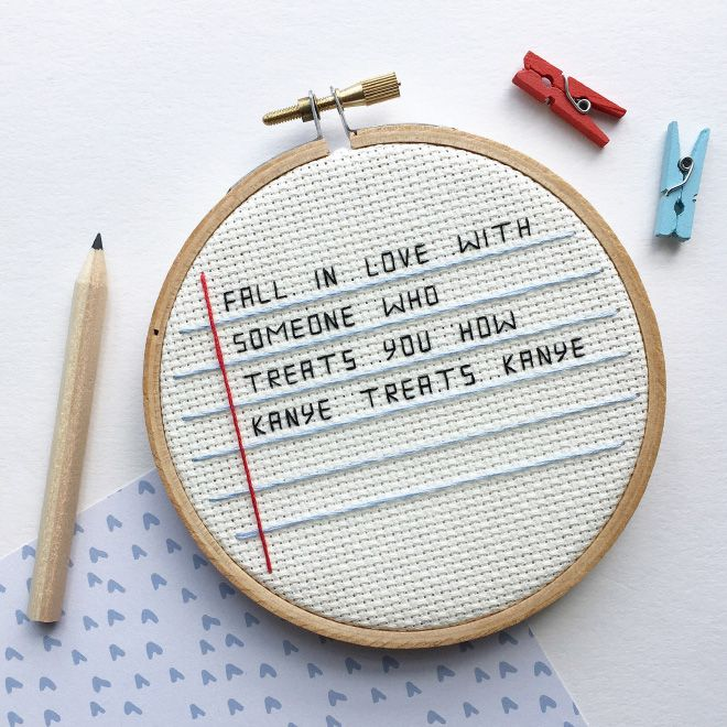 Brilliant Cross Stitches (15 pics)