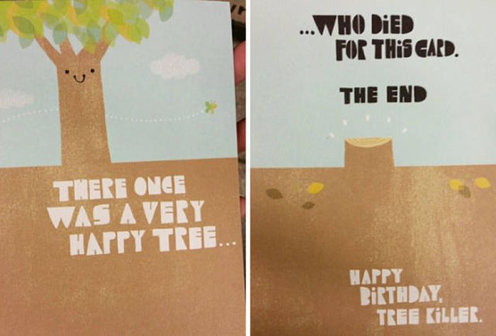 Funny And Unusual Greeting Cards (38 pics)