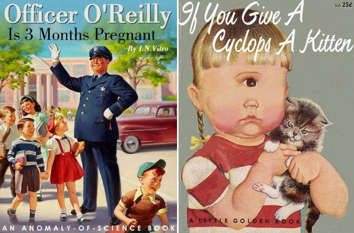Rejected Children's Books (12 pics)
