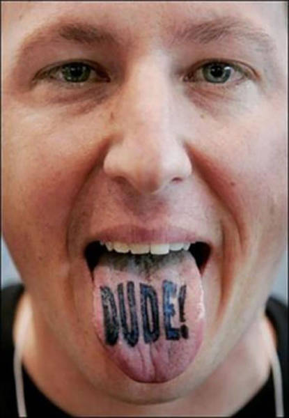 Tongue Tattoos (18 pics)