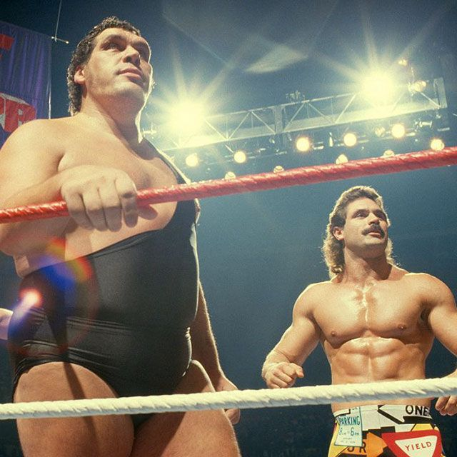 The Golden Age Of Wrestling (21 pics)