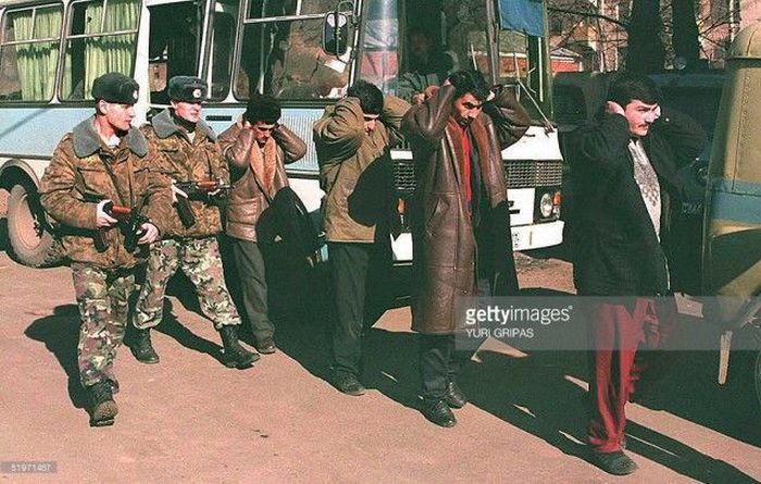 90s in Russia (74 pics)