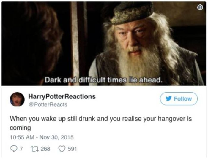 We All Hate Hangovers (24 pics)