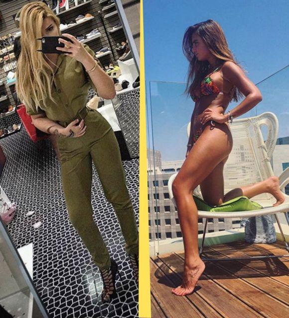 Hot Israeli Army Girls In Uniform And Bikini (20 pics)