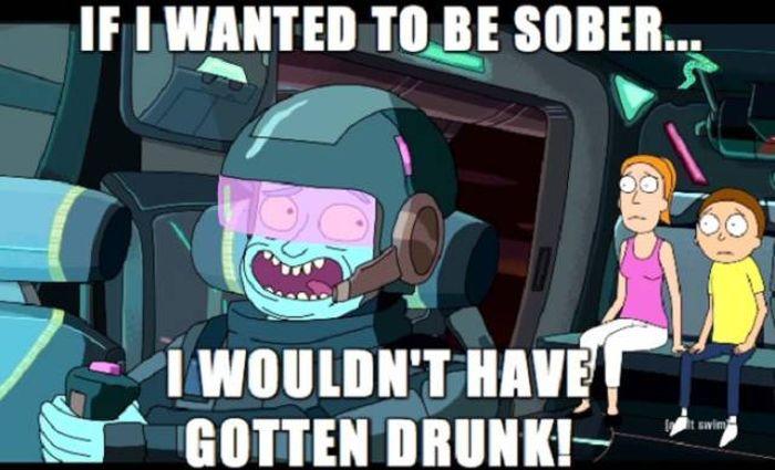 Rick And Morty Memes (50 pics)