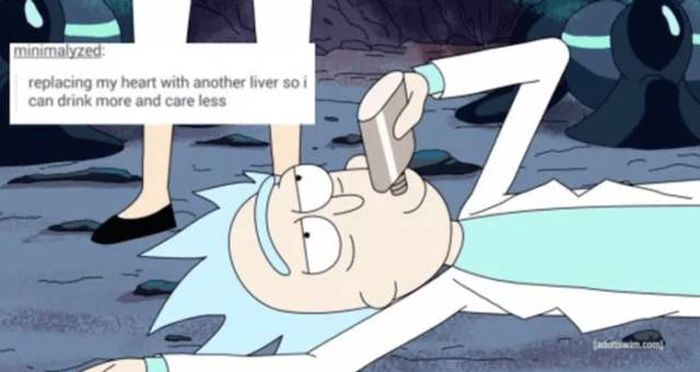 Rick And Morty Memes (50 pics)
