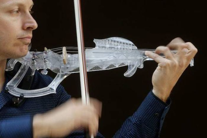 Great Things Created By 3D Printer (28 pics)